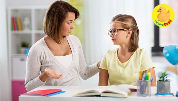 Iata cum ne putem motiva copilul pentru scoala si rezultate mai bune - 10 sfaturi pentru parinti