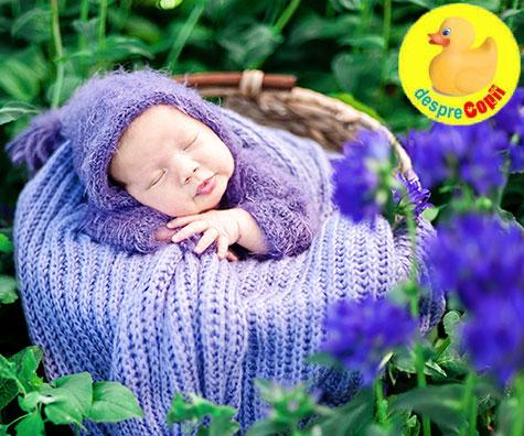 9 lucruri amuzante despre bebelusii nascuti in luna Mai
