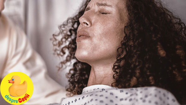 Despre durerea nasterii si creierul bebelusului - explicatia specialistilor