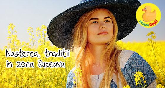 Nasterea, traditii in zona Suceava