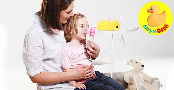 Nebulizatorul: care este rolul sau si de ce ai putea avea nevoie de unul in casa