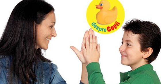 Negocierile cu copilul: de ce sunt importante si cum se fac