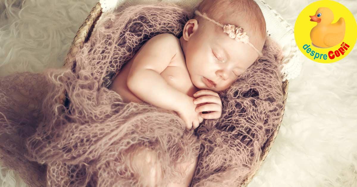 Bebelusul nou-nascut: cele 5 nevoi esentiale