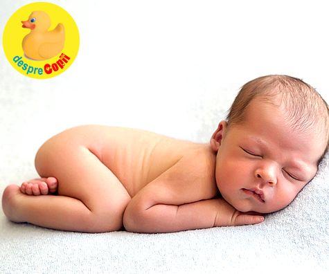 Cum arata noul nascut?