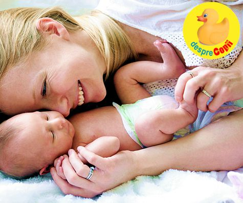 Prima saptamana acasa cu noul-nascut