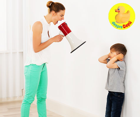 Cum sa NU mai tipi la copiii tai: foloseste aceste 10 sfaturi