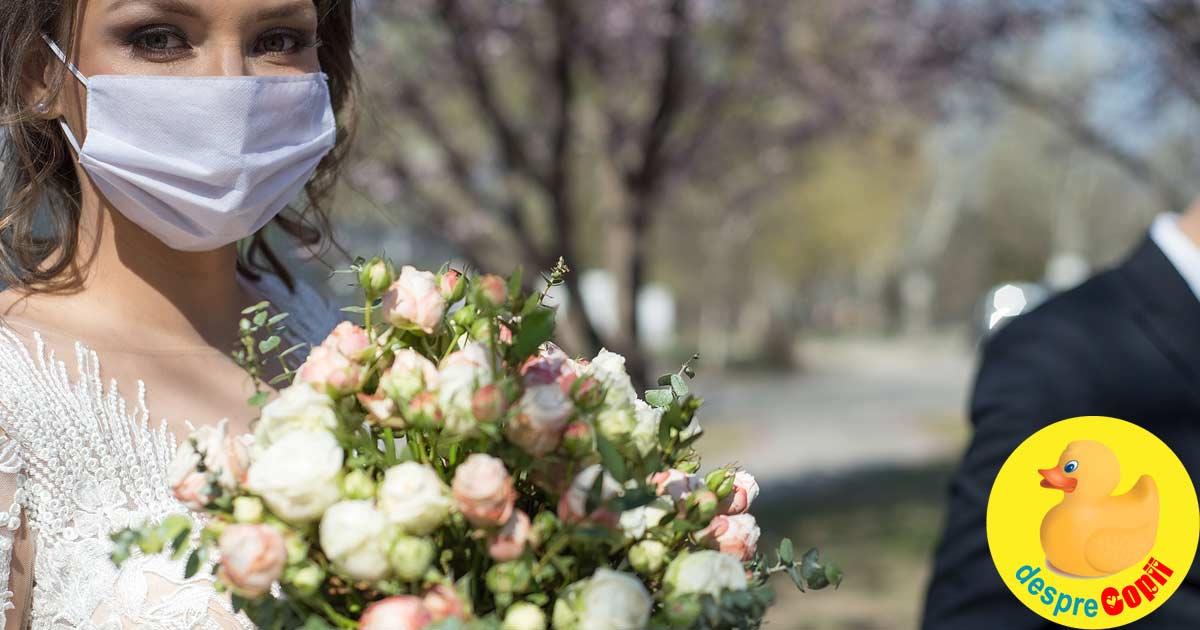 2021: Zile cand NU se pot face nunti