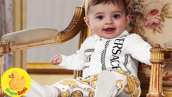Nume de copii din lumea modei