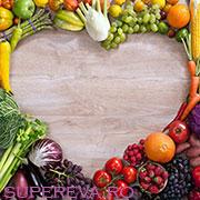 Nutrienti care ajuta organismul sa elimine toxinele