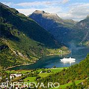 Obiective care merita vazute in Norvegia
