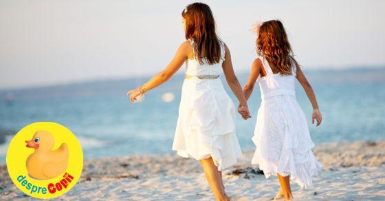 11 motive pentru care e grozav sa ai o sora