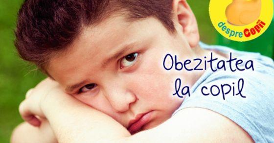 copilul obez pierde în greutate