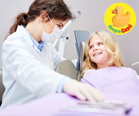 Obiceiurile vicioase care pot strica dintii copiilor - ce sunt si cum pot fi tratate, sfatul medicului