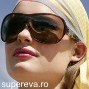 Ochelarii de soare - ce se poarta in vara 2007