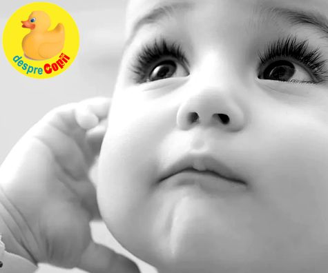 De ce privirile bebelusului pot semnaliza autismul