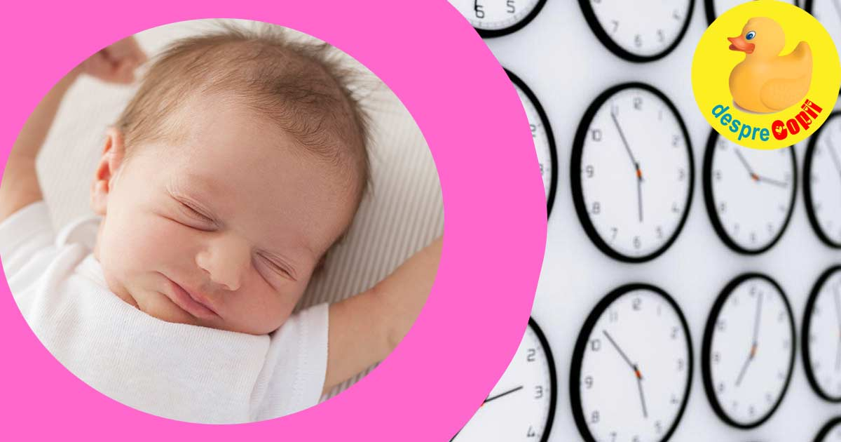 Ora nasterii: ce legatura are cu destinul? Te-ai nascut dimineata sau seara?
