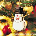 23 de ornamente pentru bradul de Craciun pe care le poti face si tu