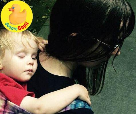 Confesiunile unui mamici ce a adoptat parentingul atasat