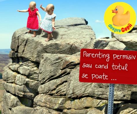 Parentingul permisiv: perceptii si greseli de educatie care…