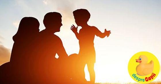 Parentingul pozitiv: ce este si de este mai bun decat parentingul traditional