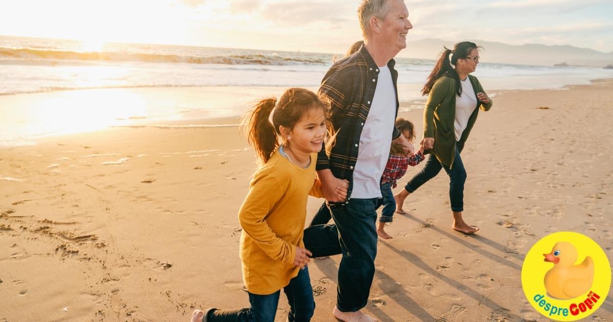 Parentingul pozitiv: ce este si de este cel mai bun tip de parenting