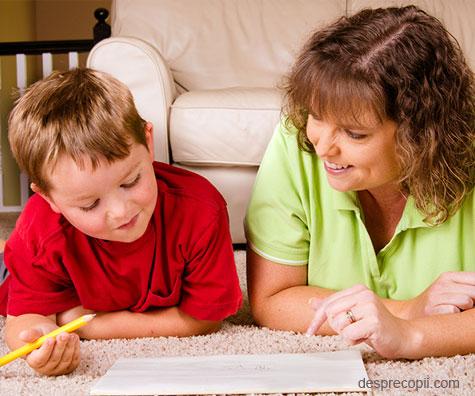 Cum poti contribui la succesul scolar al copilului tau