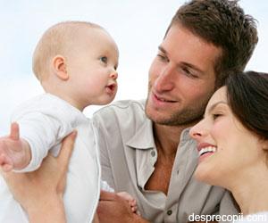 Tinerii parinti si testul relatiei la aparitia unui bebe