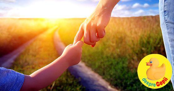 6 obiceiuri ale parintilor care cresc un copil echilibrat si pregatit pentru a reusi