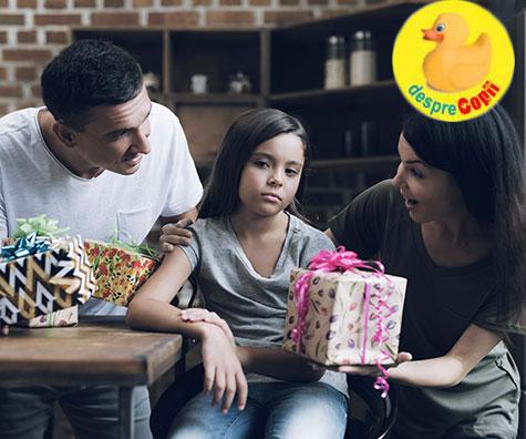Cand Nu putem spune NU copilului - sau despre un parenting in care copilul face cam tot ce vrea el