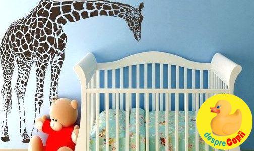 Ce fel de patut alegem pentru bebelus: criterii si decizii