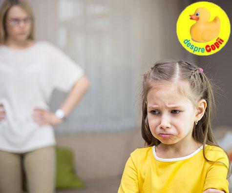 Pedeapsa si recompensa in educatia copilului