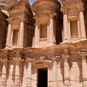 Petra – o lume sapata in piatra