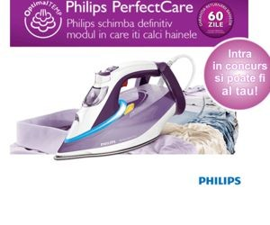 De ce ai nevoie de un Philips PerfectCare Azur