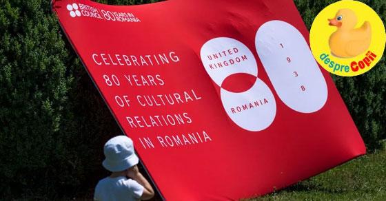 Cum a fost la picnicul aniversar organizat de British Council?