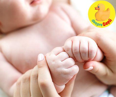 Stiinta ingrijrii pielii bebelusului pentru o dezvoltare frumoasa si armonioasa