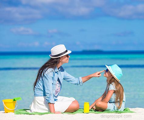 Reminder estival - protectia solara, extrem de importanta!