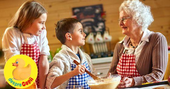 Memorii afective: sau de ce prefer placintele poale-n brau ale bunicii - langustei din restaurantul parizian