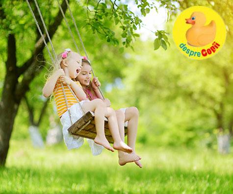 De ce copiii trebuie sa se plictiseasca in aceasta vara?