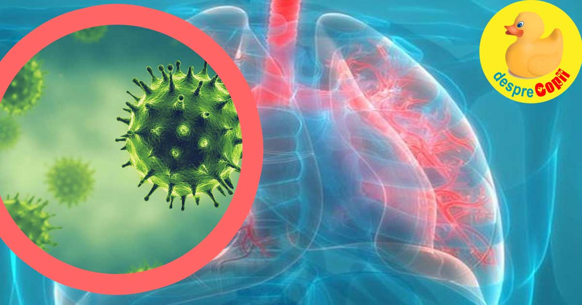 Pneumonia cauzata de Covid-19 este diferita si mai severa - iata de ce