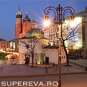 Obiective turistice in Polonia