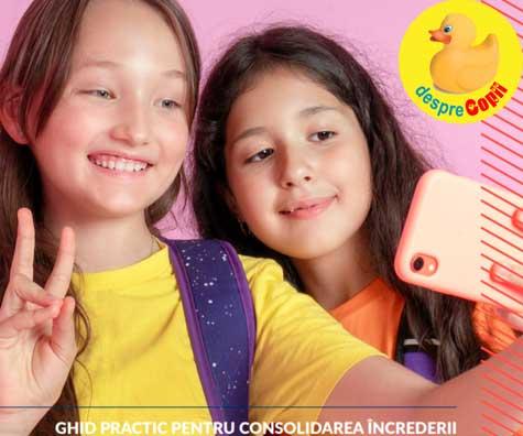 Increderea in sine in lumea selfie-ului - Dove lanseaza Ghidul despre Increderea in sine si Social Media