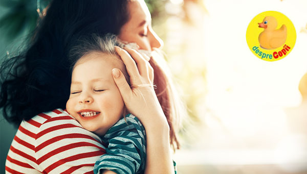Arata-i copilului tau ca il iubesti. Iata 5 moduri prin care iti poti exprima dragostea