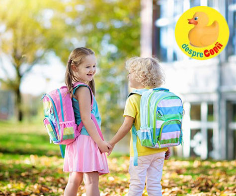 Cum sa stimulezi copilul sa-si faca prieteni noi