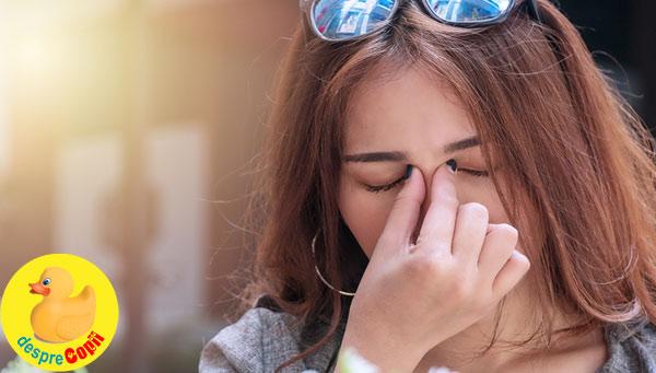 Primele simptome ale sarcinii te pot lua prin surprindere - iata de ce