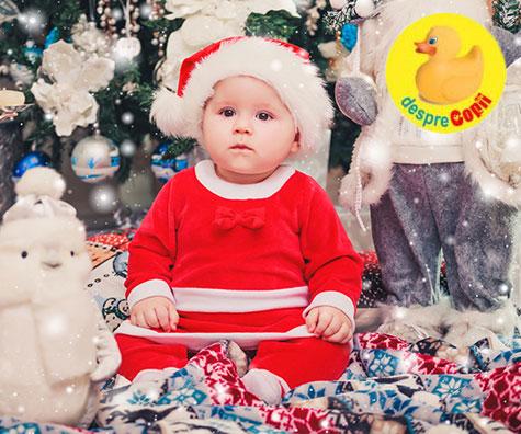 Amintiri de neuitat - primul Craciun al bebelusului