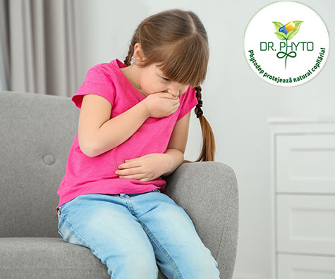 Problemele digestive la copii - cum le tratam si cand apelam la medic