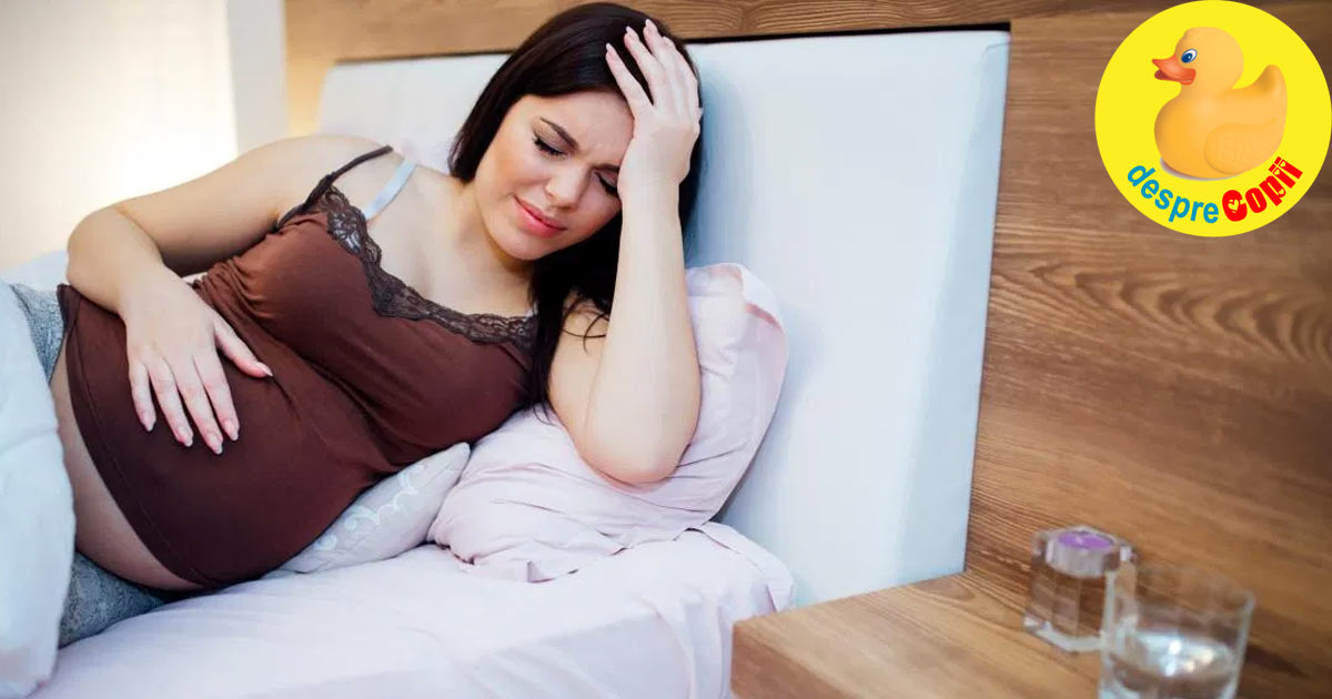 Probleme medicale serioase care pot afecta sarcina