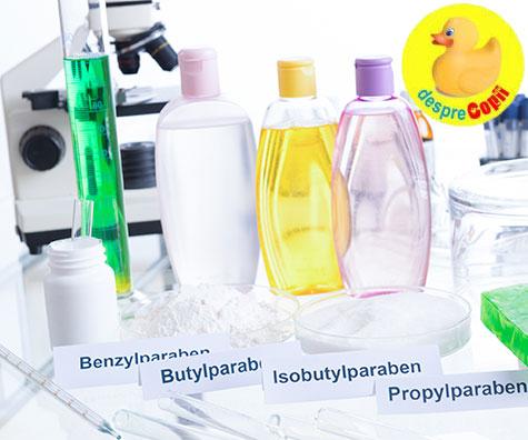 20 de substante chimice foarte toxice din produsele cosmetice