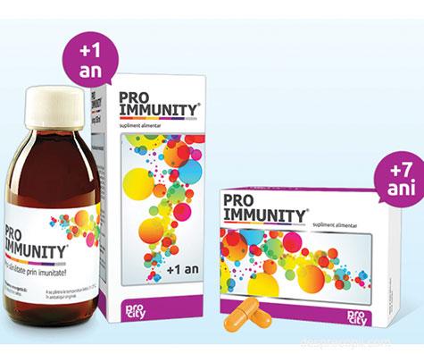 Imunitatea copilului, primul pas catre sanatate: Proimmunity, o formula inovatoare