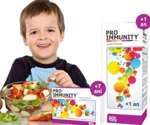 Alimentatia sanatoasa creste imunitatea copilului in sezonul virozelor
